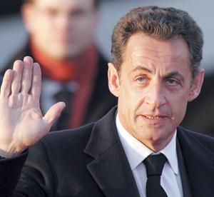 La France de Nicolas Sarkozy entend parler au monde en français
