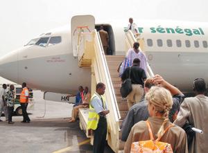Evénement : Air Senegal en zone de turbulences
