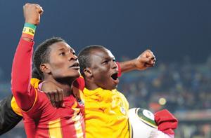 Ghana-Uruguay : le Ghana continue à défendre les Africains en quarts de finale