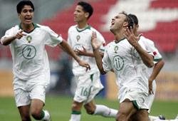 Le Maroc en huitièmes