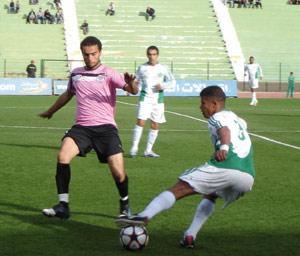 Championnat national de deuxième division : la JSK Tadla sur un nuage