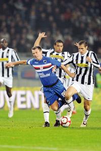 La Juventus écrase la Sampdoria de Gênes