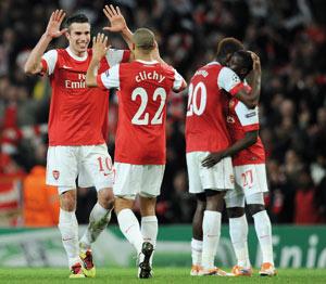 Ligue des champions : Arsenal renverse la montagne Barcelone