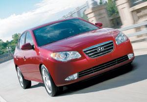 Hyundai Elantra : une coréenne très craquante