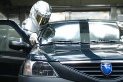 Automobile : La Logan : bruits de montage à Pretoria