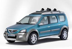 Dacia Logan : bientôt un break de loisir