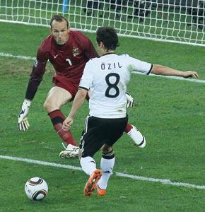 L'Allemagne s'est offert un précieux succès face à l'Australie