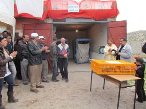 Maison verte à Tighanimine El Baz : Un projet pour inciter à la responsabilité écologique