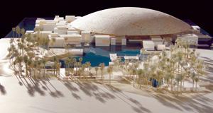 Le futur Louvre Abou Dhabi entre dans sa phase pratique