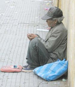 Mendicité, Droits de l'Homme et dignité humaine au Maroc