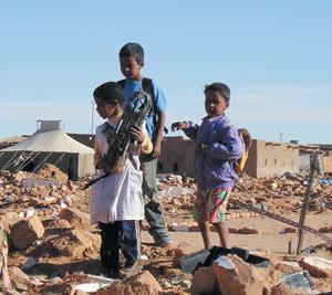 Les violations des droits de l'Homme à Tindouf devant l'ONU