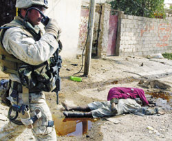 L'armée US en Irak : trop de bavures