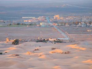 «Le désert et le cinéma : Magie de l'espace et de l'image»