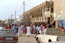 Derhem, Noueigued et le Polisario
