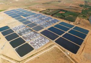 Assainissement : La ville d'Oujda se dote de la plus grande station d'épuration du Royaume