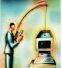 High-Tech : «Phishing» ou la pêche sur internet