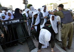 Proche-Orient : Israël limite l'accès aux mosquées pendant le Ramadan