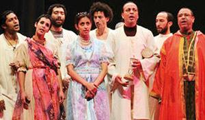 Programmation du mois d'octobre : À la découverte des plus belles oeuvres au théâtre Mohammed V