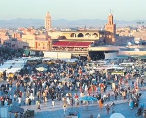 Tourisme : 11,5 millions DH pour Marrakech