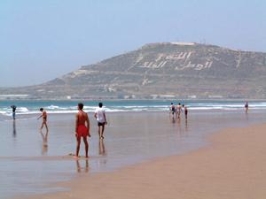 Évasion : Agadir, destination privilégiée des plagistes
