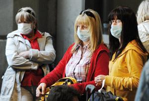 La grippe porcine face à la crise