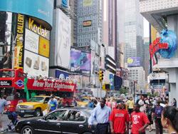 La vie s'arrête à New-York