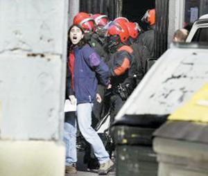 Un salafiste arrêté en Espagne