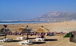 Tourisme : Agadir : La corniche fait peau neuve
