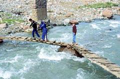 Inondations : Setti-Fadma sinistrée
