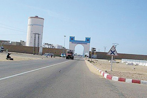 Provinces du Sud : 461 millions de dirhams pour les routes sur 5 ans