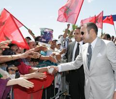 20 août : l'engagement du roi et du peuple