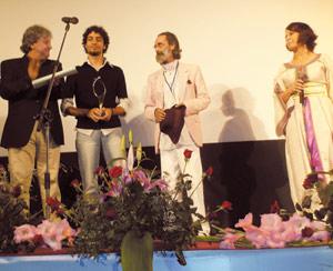 Un court-métrage espagnol primé
