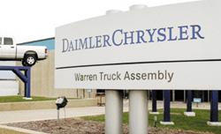 Automobile : DaimlerChrysler : le divorce consommé
