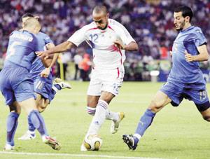 Euro-2008 : la revanche des Bleus