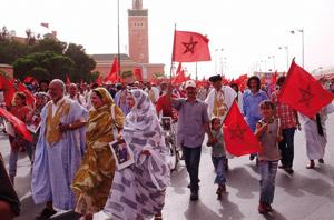 La société civile sahraouie dénonce des manoeuvres espagnoles douteuses