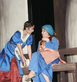 Théâtre, une fête sous le signe de l'espoir