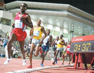 Athlétisme : L'Afrique en quête de champions