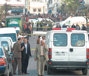 Terrorisme : Sept individus recherchés