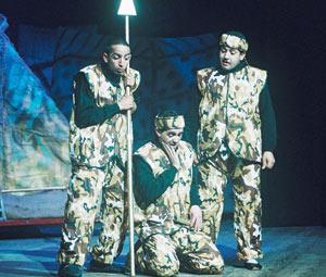 Le théâtre amazigh se met sur scène