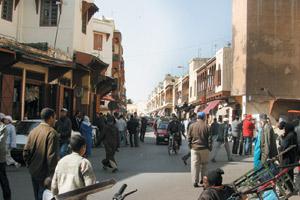 Fès, ville la plus chère en 2007