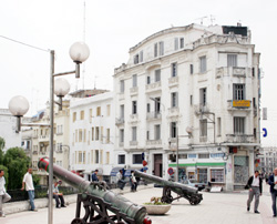 Soutien français à la région Tanger-Tétouan