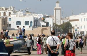 Essaouira : fouilles paléogéographiques sur l'île de Mogador
