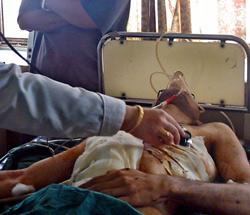 Double attentat suicide contre la police à Tikrit