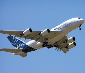 Aéronautique : Le premier A380 fera son baptème de l'air