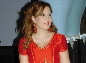 Fatimazzahra Laâroussi : «C'est par pur hasard que j'ai tenté l'expérience de la télévision»