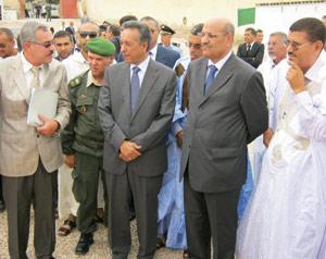 Laâyoune  : Lancement de plusieurs projets de développement