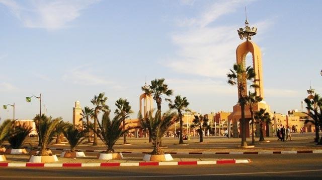 Laâyoune:  La commission  régionale des droits  de l Homme s ouvre sur la prison locale