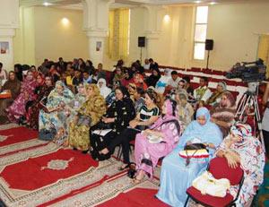 Laâyoune : La participation de la femme à la vie politique en débat