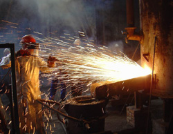 Industrie : Guerre de l'acier : l'Inde en pole position