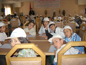 Oujda : Des matinées récréatives au profit des enfants